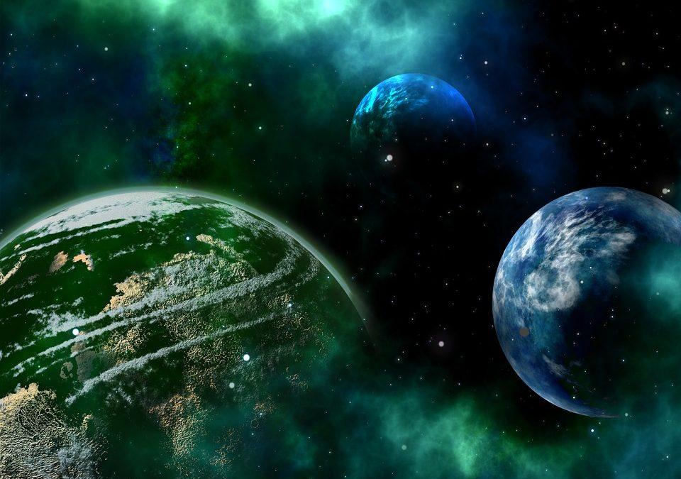 """""""Kosmos na nas czeka i wzywa z daleka…"""""""
